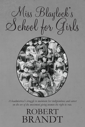 Miss Blaylock's School for Girls - book cover image